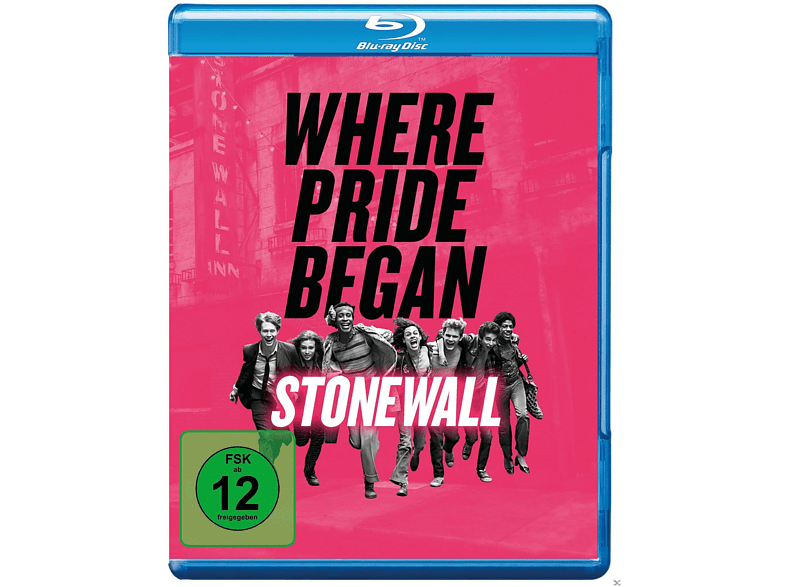 Stonewall - Where Pride Began [Blu-ray]