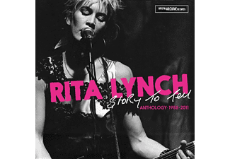 Rita Lynch - Story To Tell - (CD)