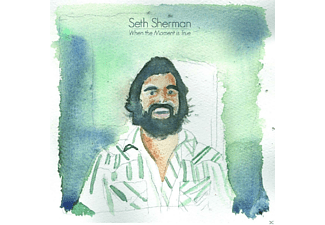 Seth Sherman - When The Moment Is True [CD]