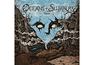 Oceans of Slumber - Winter (CD)