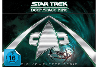 STAR TREK: Deep Space Nine – Complete Boxset - (DVD)
