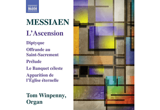 Tom Winpenny - L'ascension/Diptyque/+ - (CD)
