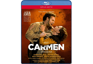 Rice/Hymel/Argiris - Carmen - (Blu-ray)