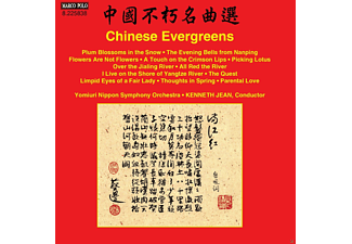 Kenneth Jean, Yomiuri Nippon So - Chinese Evergreens - (CD)