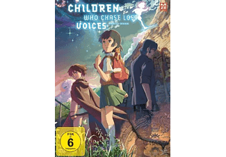 CHILDREN WHO CHASE LOST VOICES FROM DEEP BELOW - (DVD)