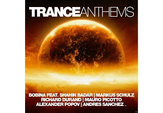 VARIOUS - Trance Anthems [CD]