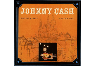 Johnny Cash - Koncert V Praze - In Prague Live (CD)