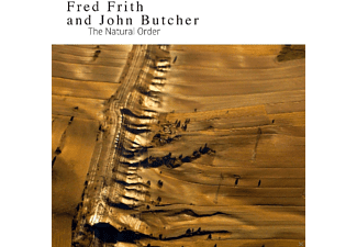 John Butcher, Frith Fred - The Natural Order - (CD)