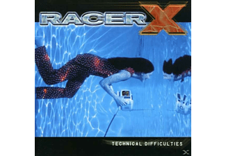 Racer X - Technical Difficulties [CD]