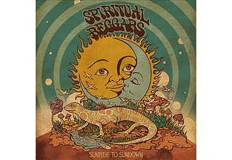 Spiritual Beggars - Sunrise to Sundown (CD)