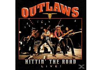 The Outlaws - Hittin' The Road - (CD)