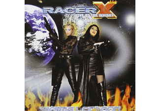 Racer X - Snowball Of Doom [CD]