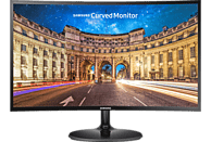 SAMSUNG LC24F390FHUXEN  Full-HD Monitor (4 ms Reaktionszeit, FreeSync, 60 Hz)