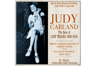 Judy Garland - Best Of Lost Tracks 1929-1959 - (CD)
