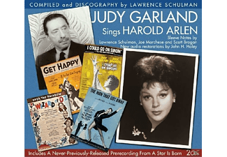 Judy Garland - Sings Harold Arlen - (CD)