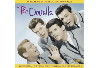 The Dovells - Sharp As A Pistol - (CD)