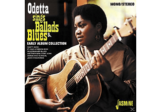 Odetta - Sings Ballads & Blues - (CD)