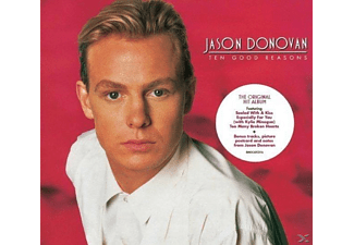 Jason Donovan - Ten Good Reasons - (CD)
