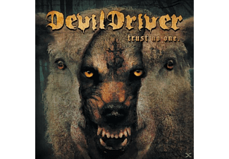 DevilDriver - Trust No One CD