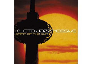 Kyoto Jazz Massive - Spirit Of The Sun [CD]