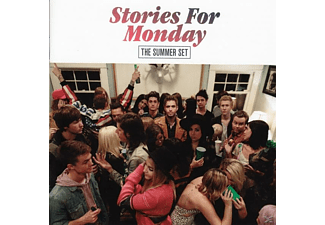The Summer Set - Stories For Monday - (CD)