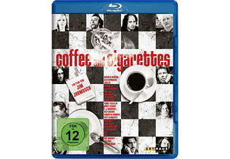 Coffee and Cigarettes - (Blu-ray)