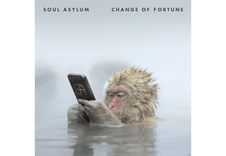 Soul Asylum - Change Of Fortune [CD]