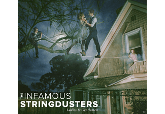 The Infamous Stringdusters - Ladies & Gentlemen [CD]