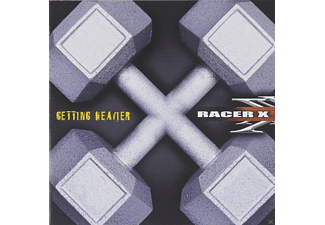 Racer X - Getting Heavier - (CD)
