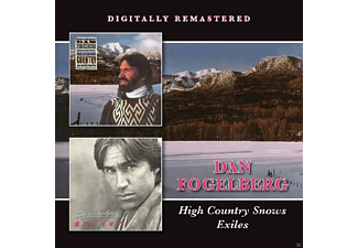 Dan Fogelberg - High Country Snows/Exiles - (CD)