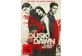 From Dusk Till Dawn - Staffel 2 - (DVD)