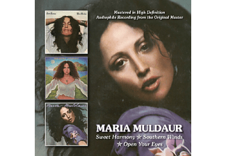 Maria Muldaur - Sweet Harmony/Southern Winds/Open Your Eyes - (CD)