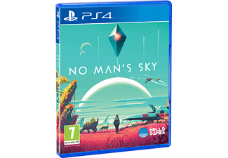 No Man's Sky (Standard Edition) PlayStation 4