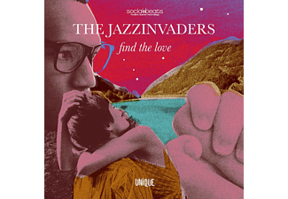 The Jazzinvaders - Find The Love - (CD)