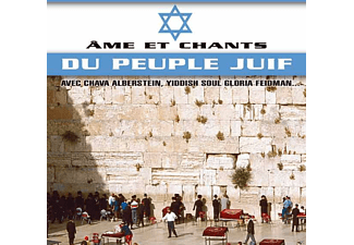 VARIOUS - Chants Du Peuble Juif - (CD)