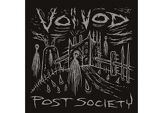 Voivod - Post Society (CD)