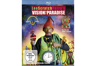 Lee Scratch Perry's Vision of Paradise - (Blu-ray)