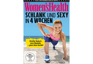 Women's Health - Schlank & Sexy in 4 Wochen - (DVD)