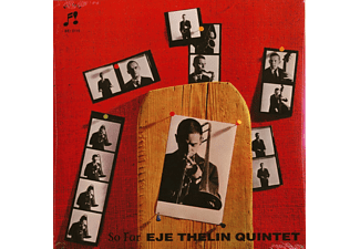 Eje Quintet Thelin - So Far - (Vinyl)