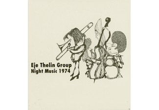 Eje -group- Thelin - Night Music 1974 - (CD)