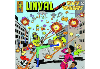 VARIOUS - Linval Presents: Space Invaders (2lp+Poster) - (Vinyl)