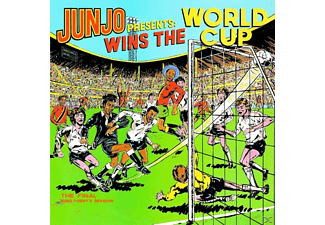 Henry 'junjo'/scientist Lawes - Junjo Presents: Wins The World Cup (2cd Digipak) - (CD)