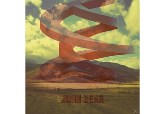 John Dear - Far Down The Ghost Road - (CD)