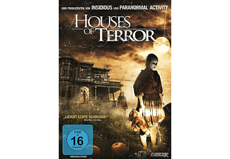 Halloween House / Houses of Terror - (DVD)