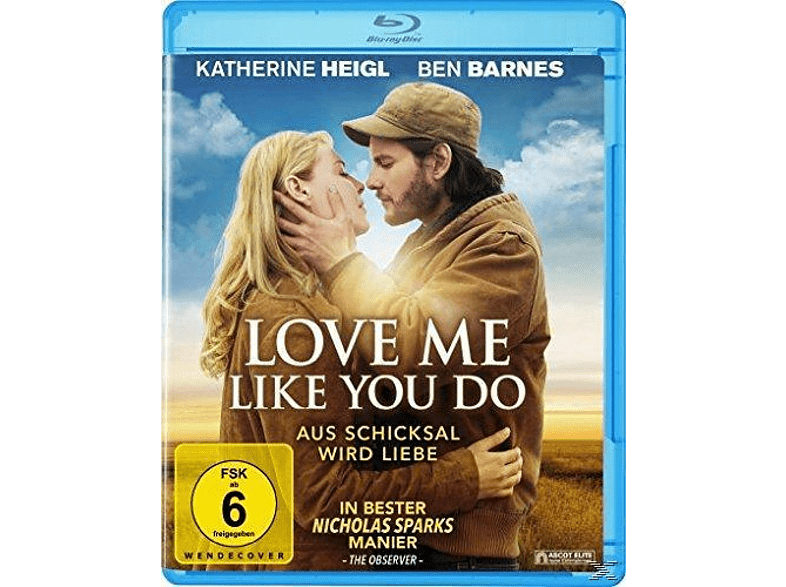 Love me like you do [Blu-ray]