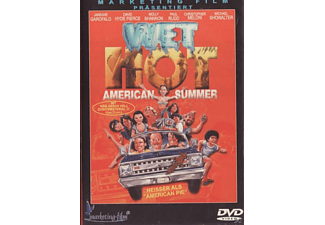Wet Hot American Summer - (DVD)