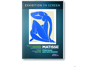 Matisse - from Moma and Tate Modern - (DVD)