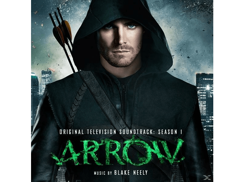Blake Ost & Neely - Arrow Season 1 (Original TV Soundtr [Vinyl]