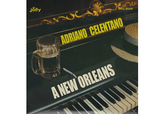 Adriano Celentano - New Orleans - (CD)