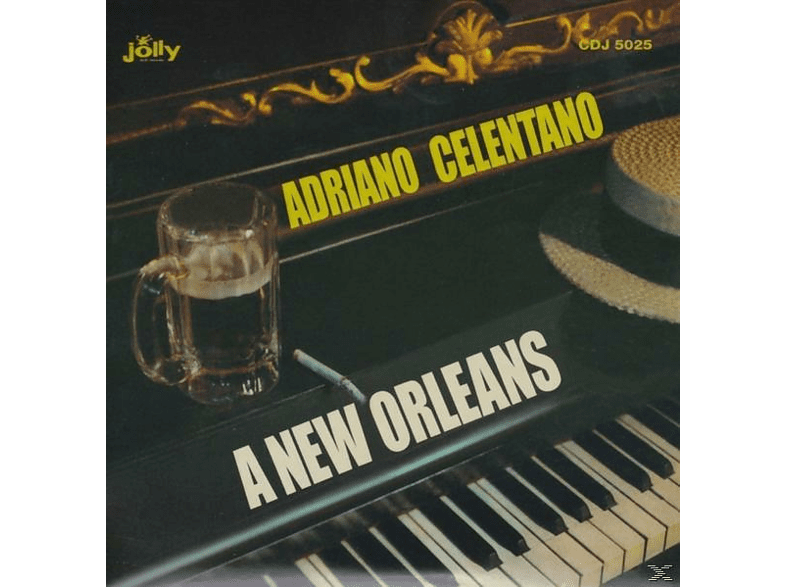 Adriano Celentano - New Orleans [CD]